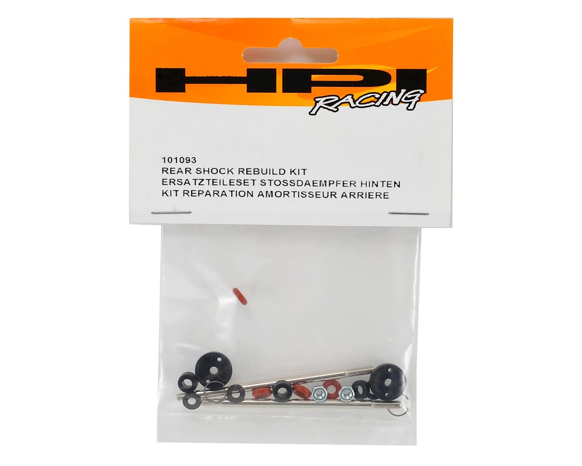 HPI Rear Shock Rebuild Kit