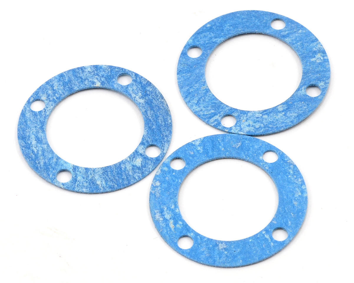 HPI Racing WR8 Flux Differential Case Gasket Set (3)