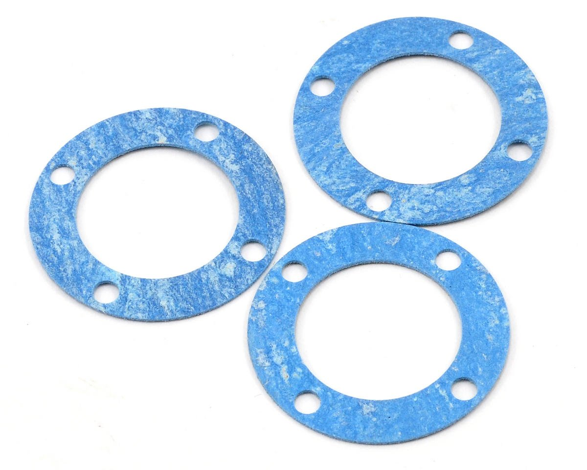 HPI Racing Savage XS Flux Differential Case Gasket Set (3)