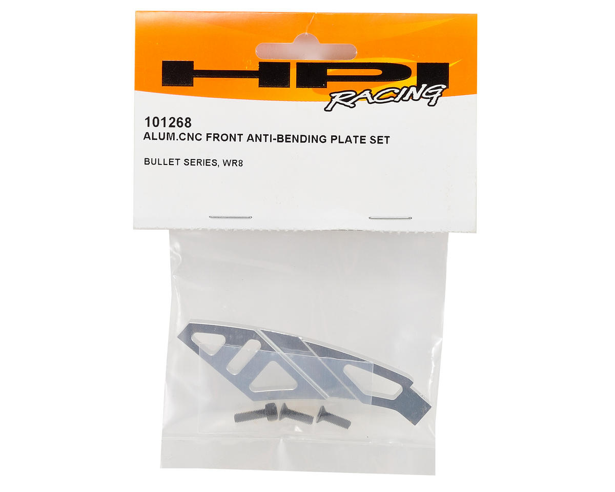 HPI Racing CNC Aluminum Front Chassis Brace
