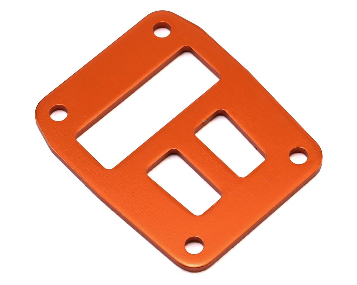 Trophy Flux Series Center Differential Plate (Orange) by HPI