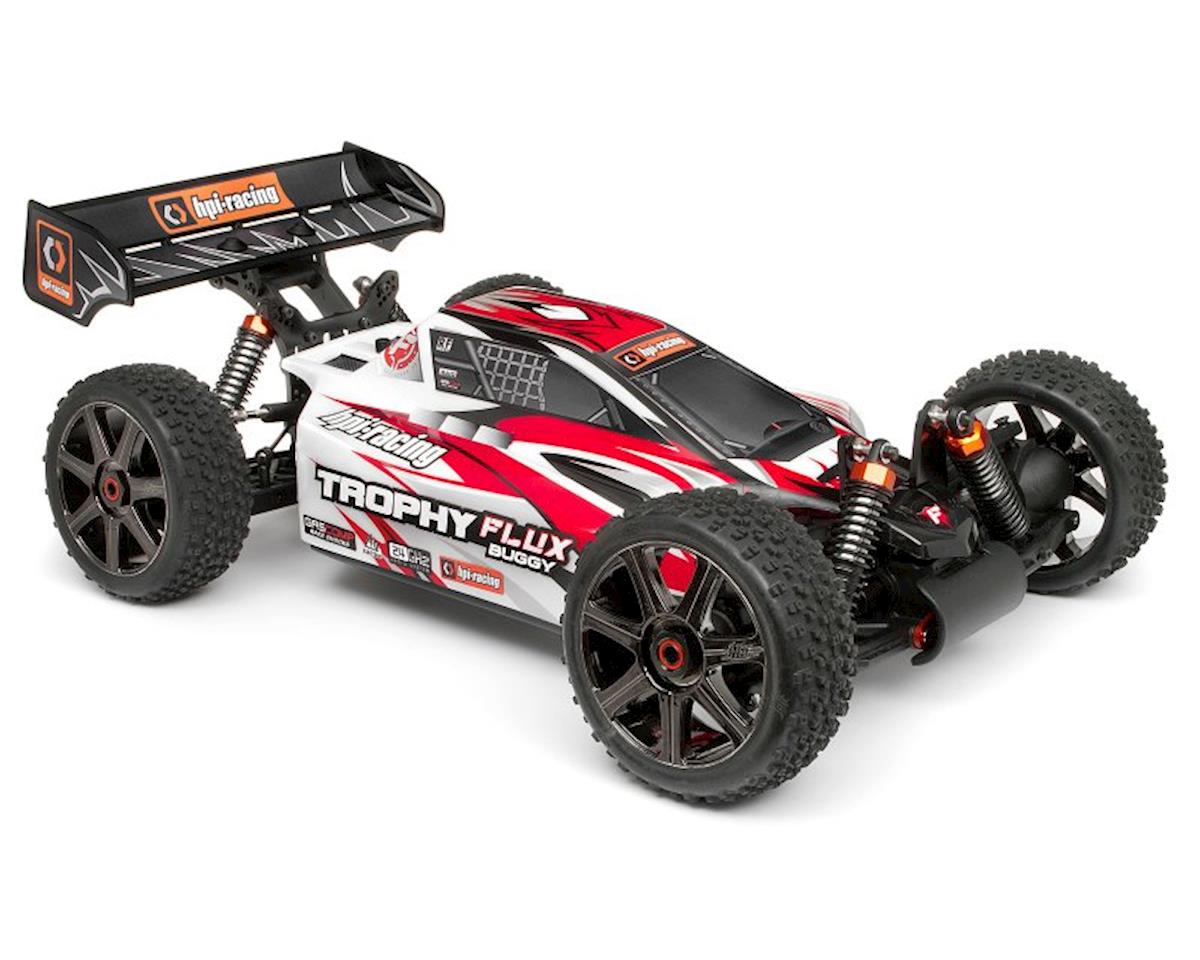 HPI Trophy Buggy Flux 1/8 Buggy Body (Clear)