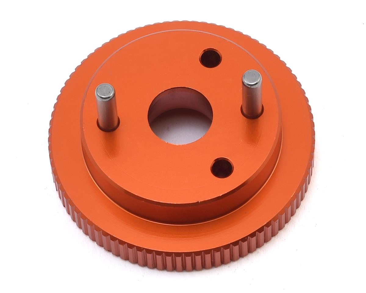 HPI Trophy Series 2-Shoe Flywheel (Orange)