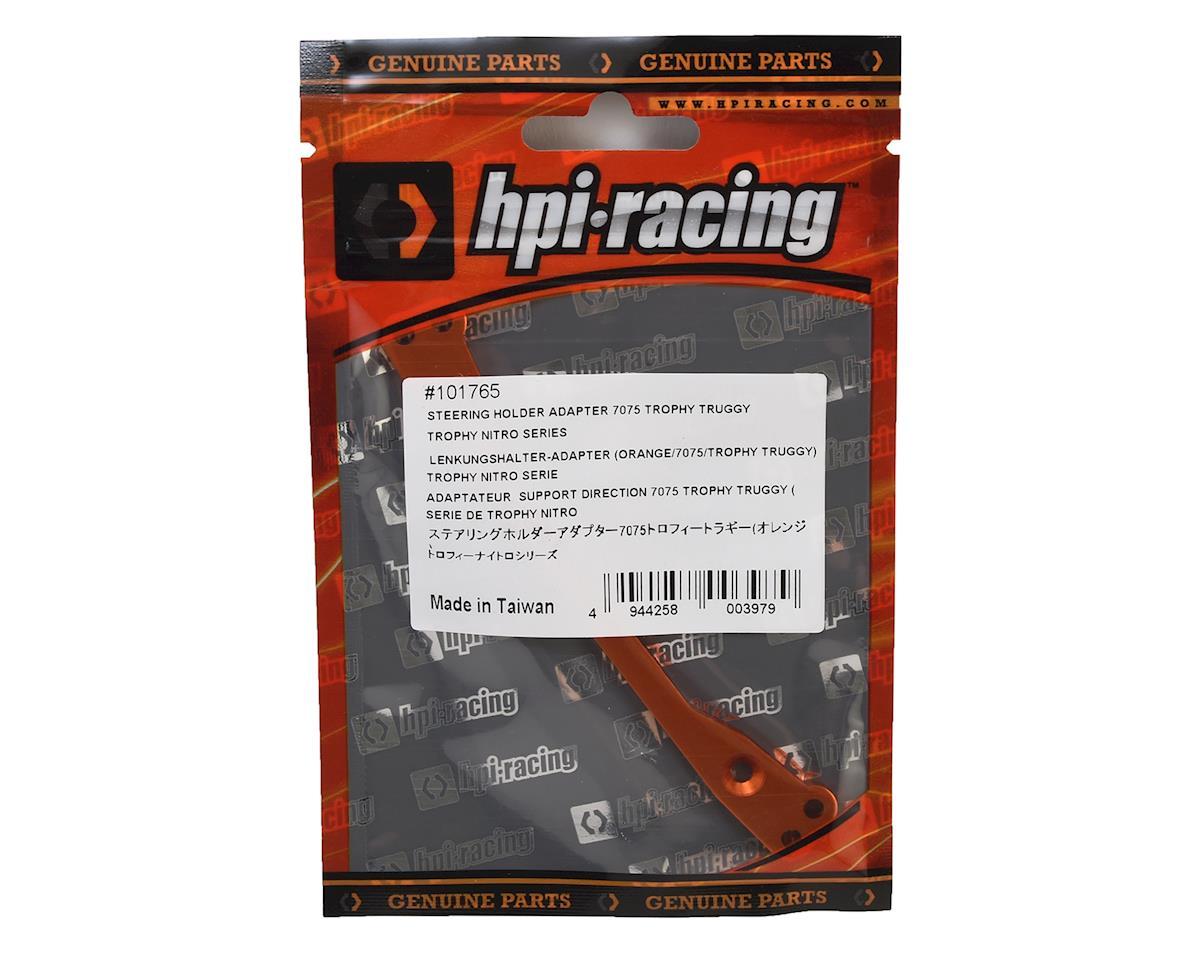 HPI Aluminum Trophy Nitro Series Steering Holder Adapter