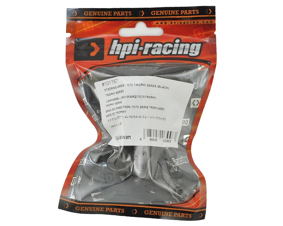 HPI Aluminum Steering Arm (2) (Trophy Series)