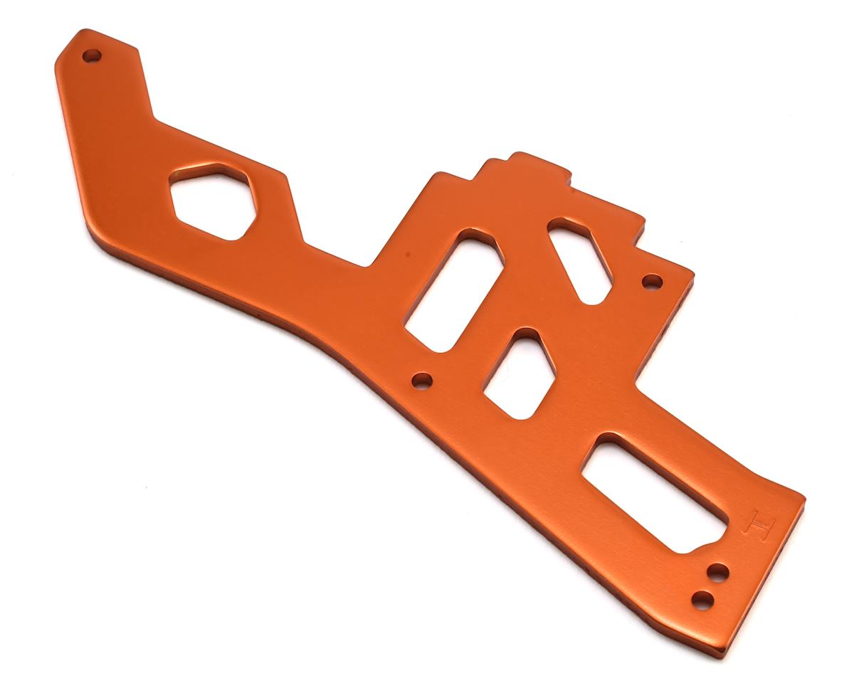 Trophy Truggy Series Rear Chassis Brace (Orange) by HPI