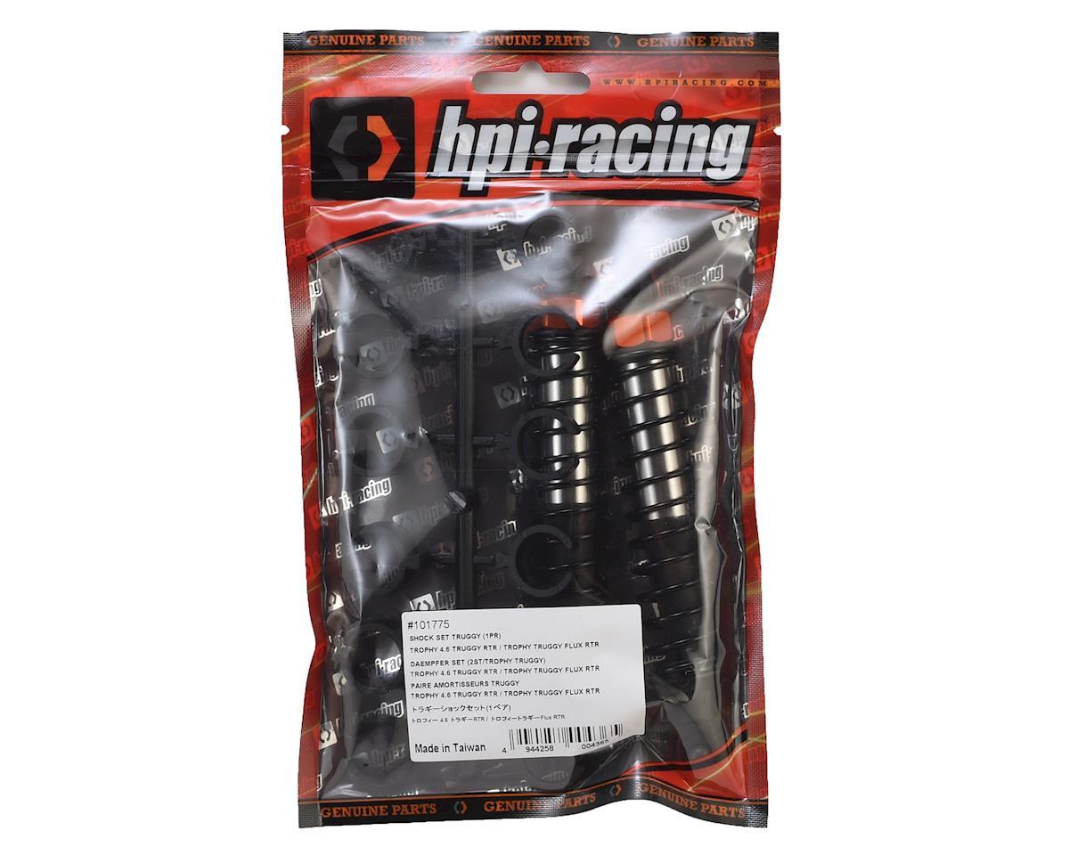 Trophy Truggy Assembled Shock Set (2) by HPI