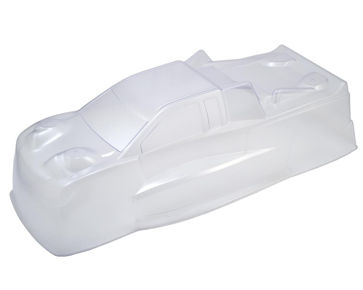 Trophy Truggy Bodyshell w/Window Mask (Clear) by HPI
