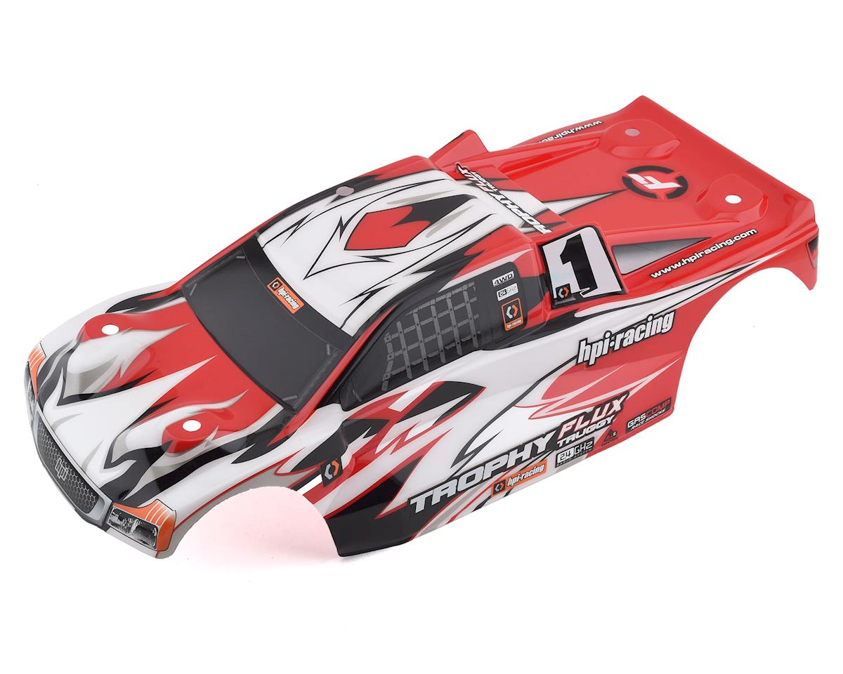 HPI Trophy Truggy Flux RTR Trimmed/Painted Body
