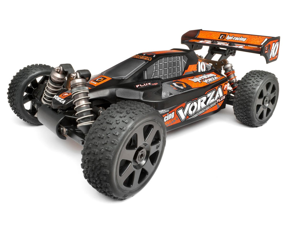 HPI Racing Vorza Flux HP Brushless RTR 1/8 Scale Buggy