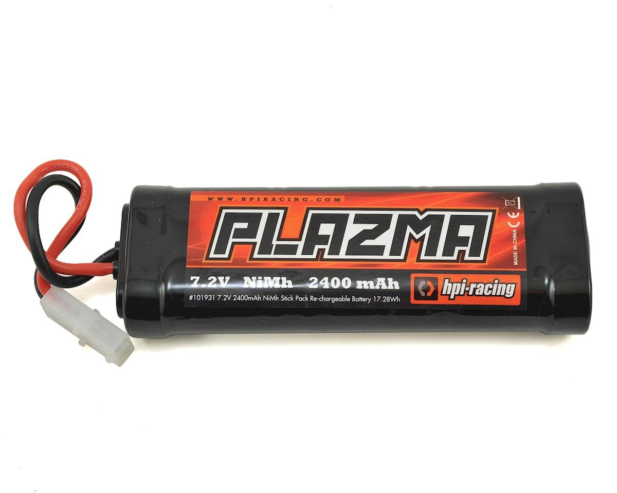 HPI Sprint 3 Plazma 6-Cell NiMH Battery Pack (7.2V/2400mAh)