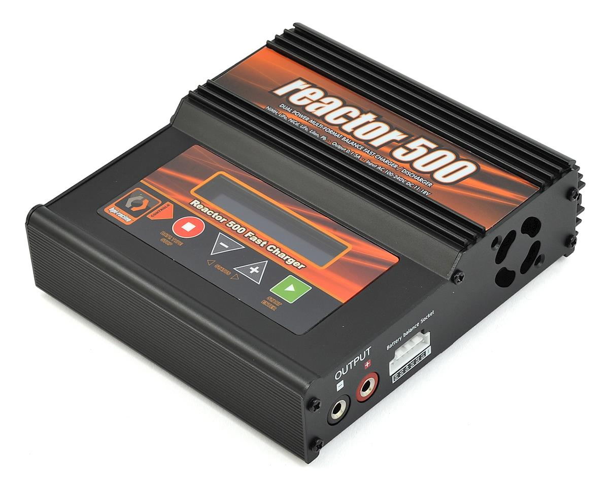 HPI Reactor 500 AC/DC LiPo Balance Charger (6S/5A/50W)