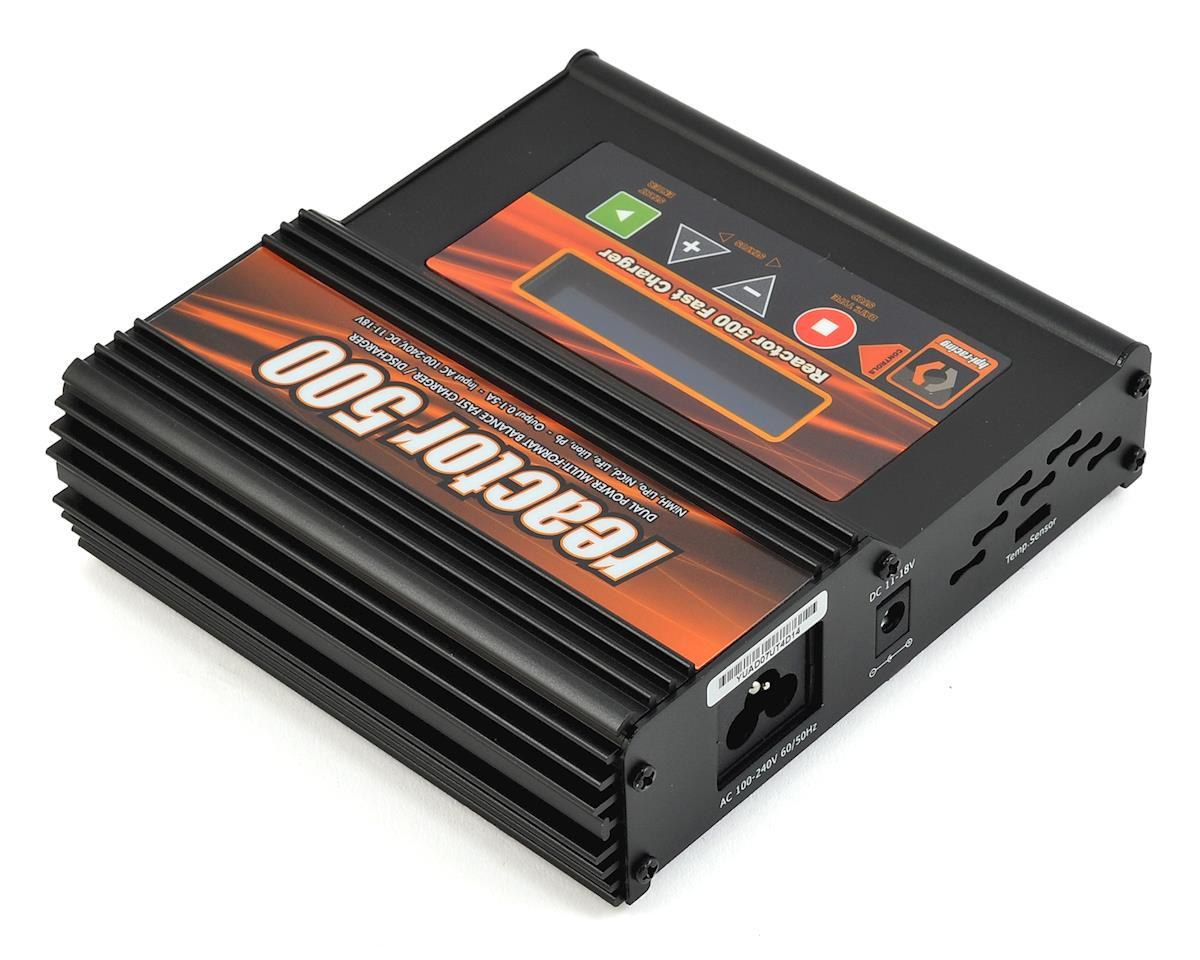 HPI Reactor 500 AC/DC LiPo Balance Charger (6S/5A/50W)
