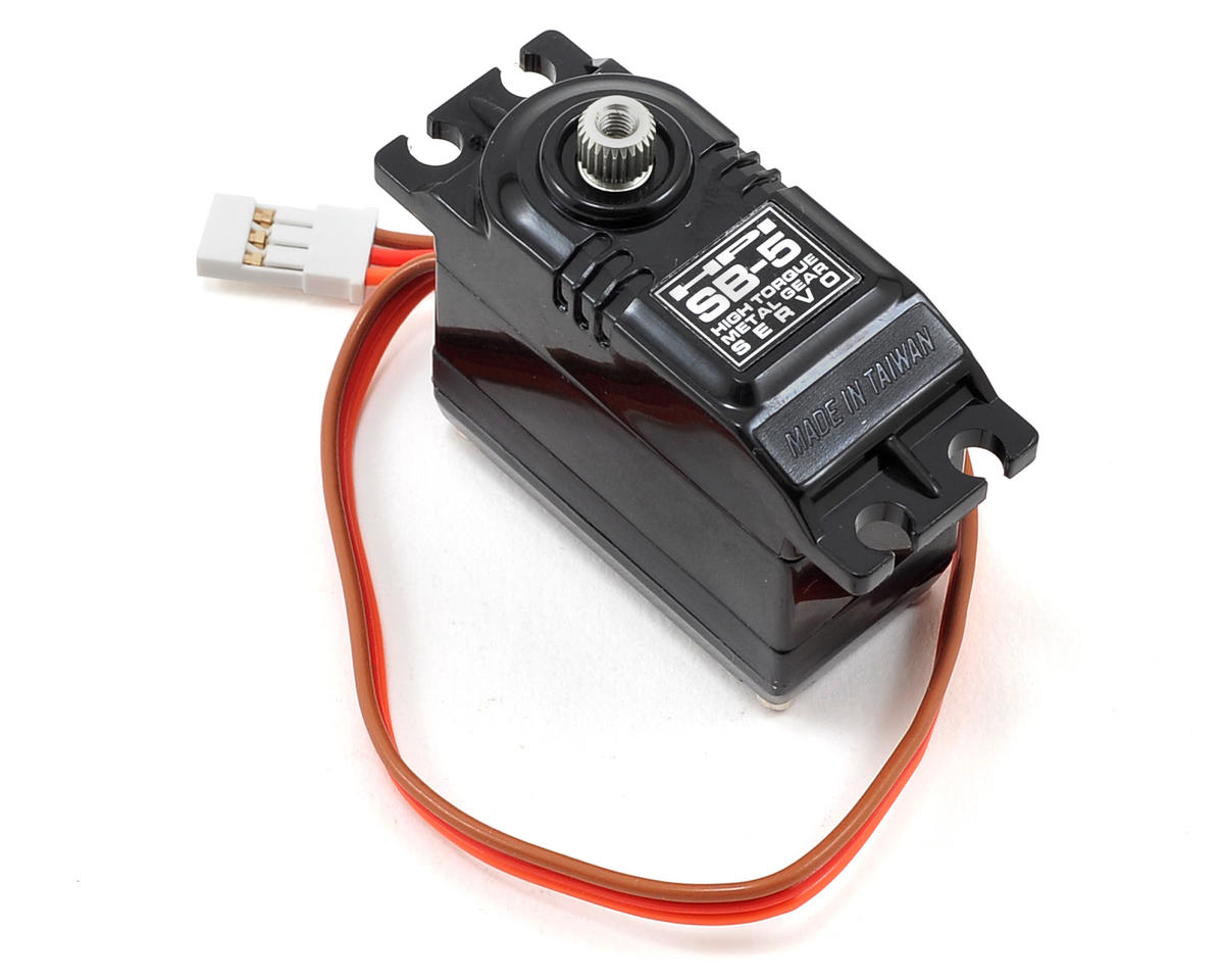HPI Racing SB-5 High Torque Metal Gear Servo