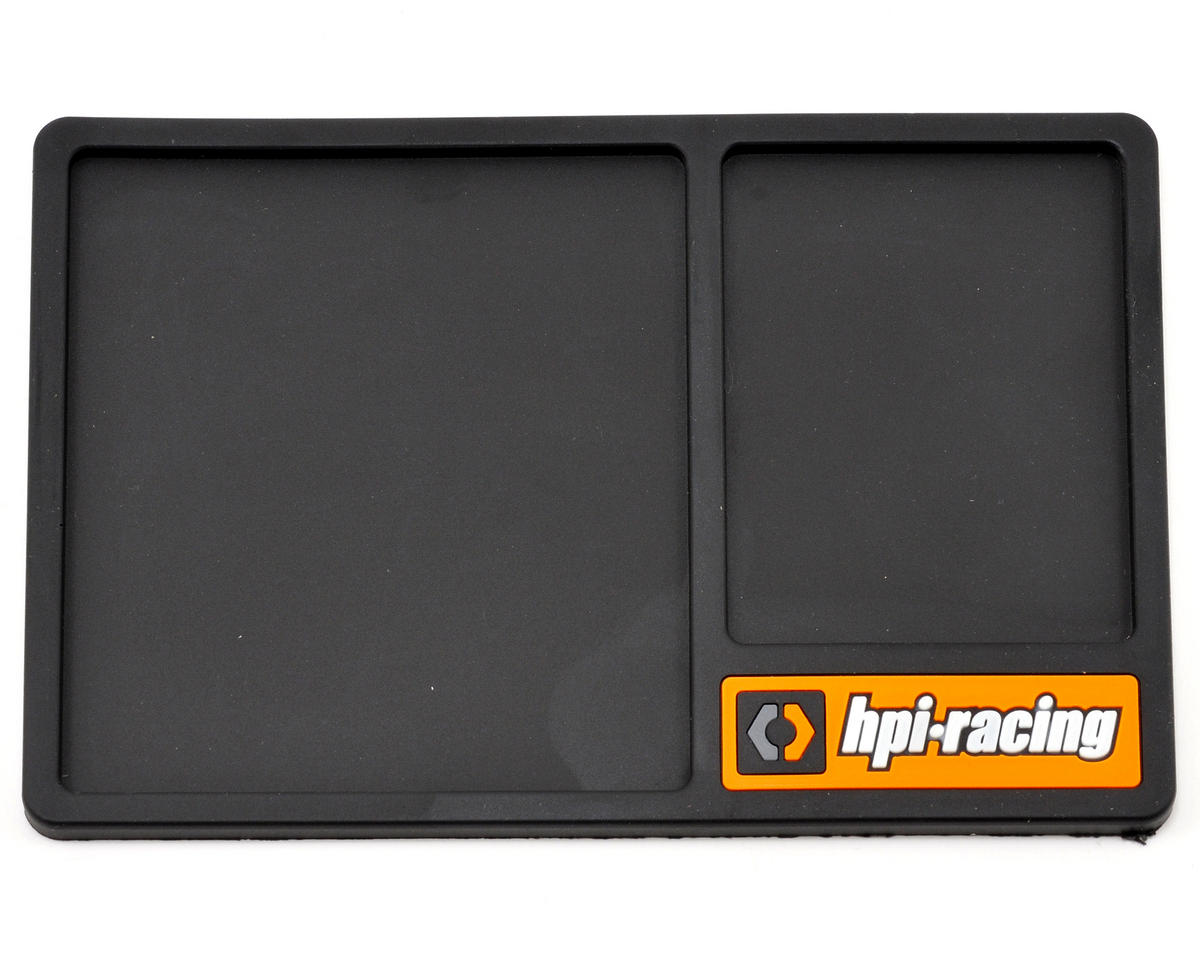 "HPI Racing 10x15cm ""Small"" Parts Tray (Black)"