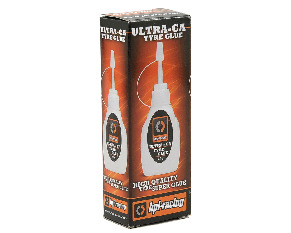 HPI Racing Ultra-CA Thin Tire Glue (20g)