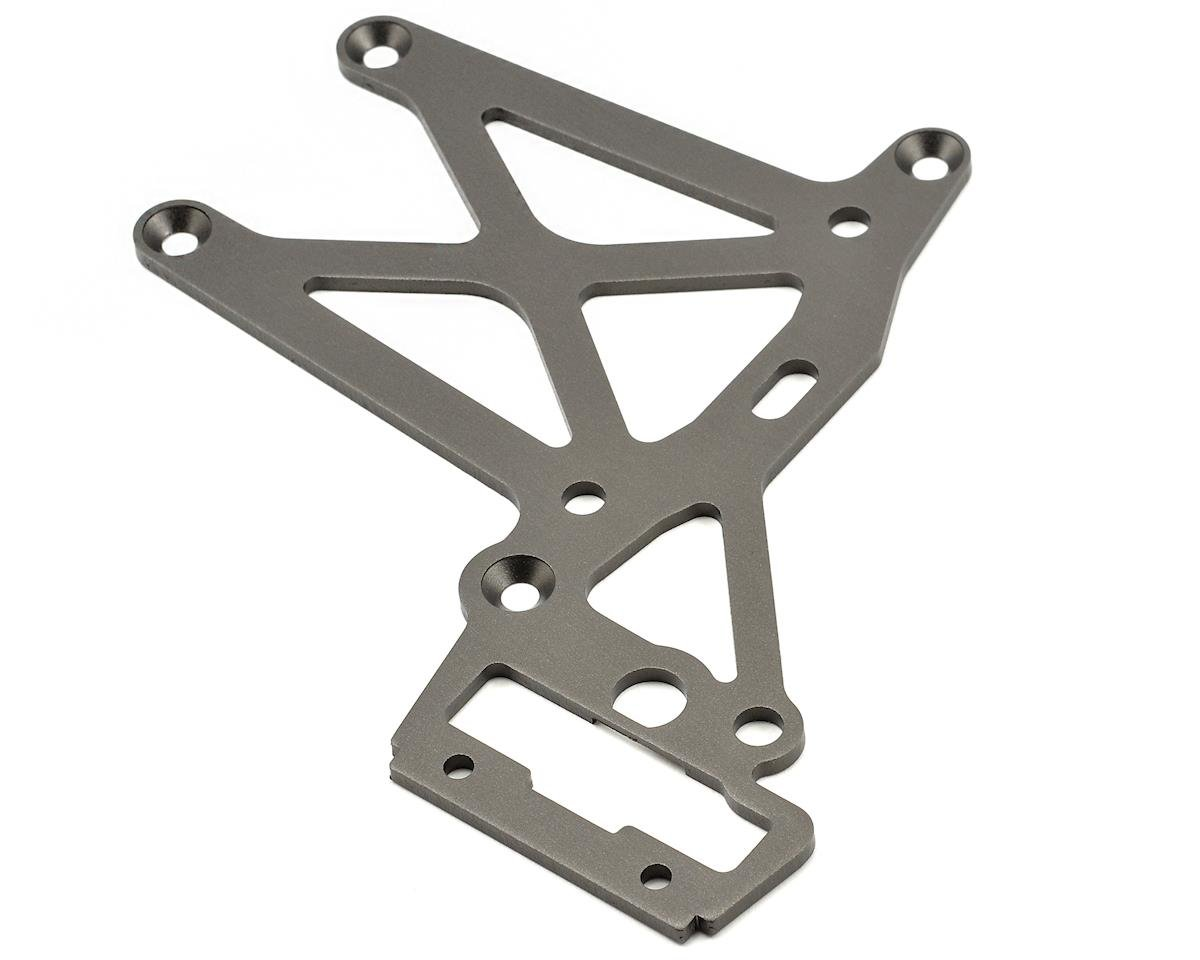 HPI Racing Rear Upper Plate (Gunmetal)