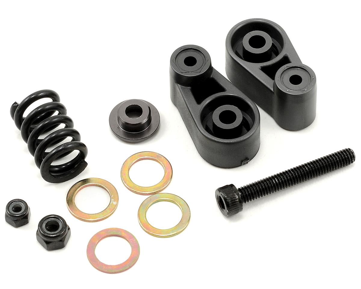 HPI Racing Servo Saver Set (Gunmetal)
