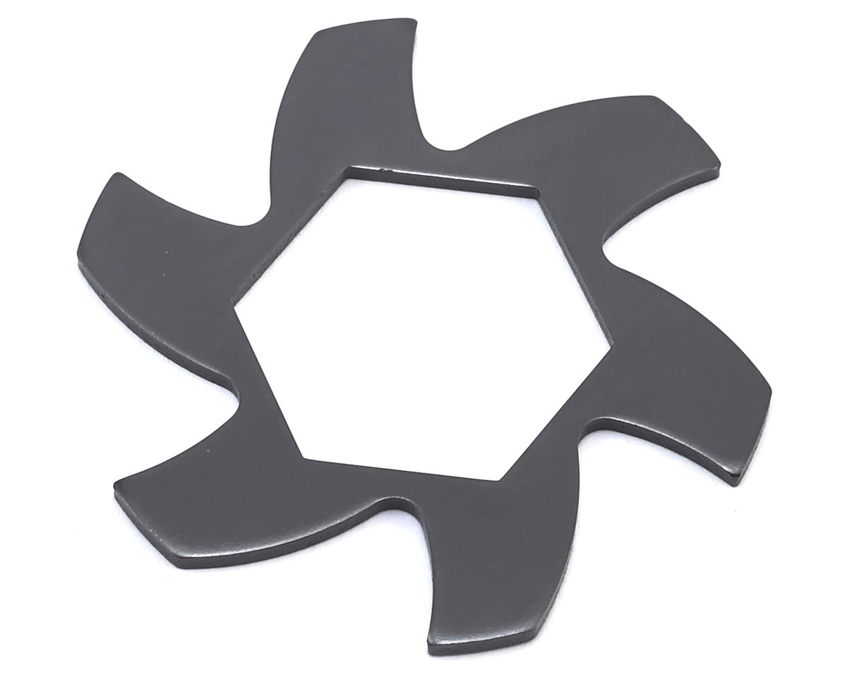 Brake Disk Fin Plate (Gunmetal) by HPI