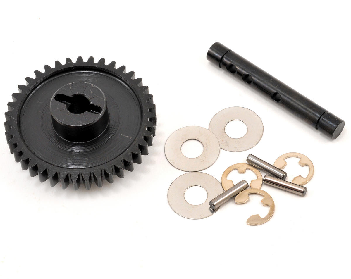 HPI Racing High Speed Idler Gear & Shaft Set (39T)