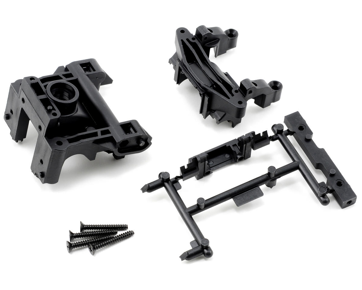 HPI Racing Savage XL Composite Gear Box Bulkhead Set