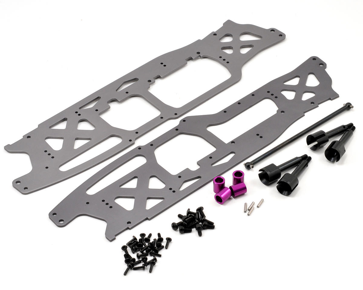 Long Wheelbase Conversion Set (Flux) by HPI Racing Savage Flux HP