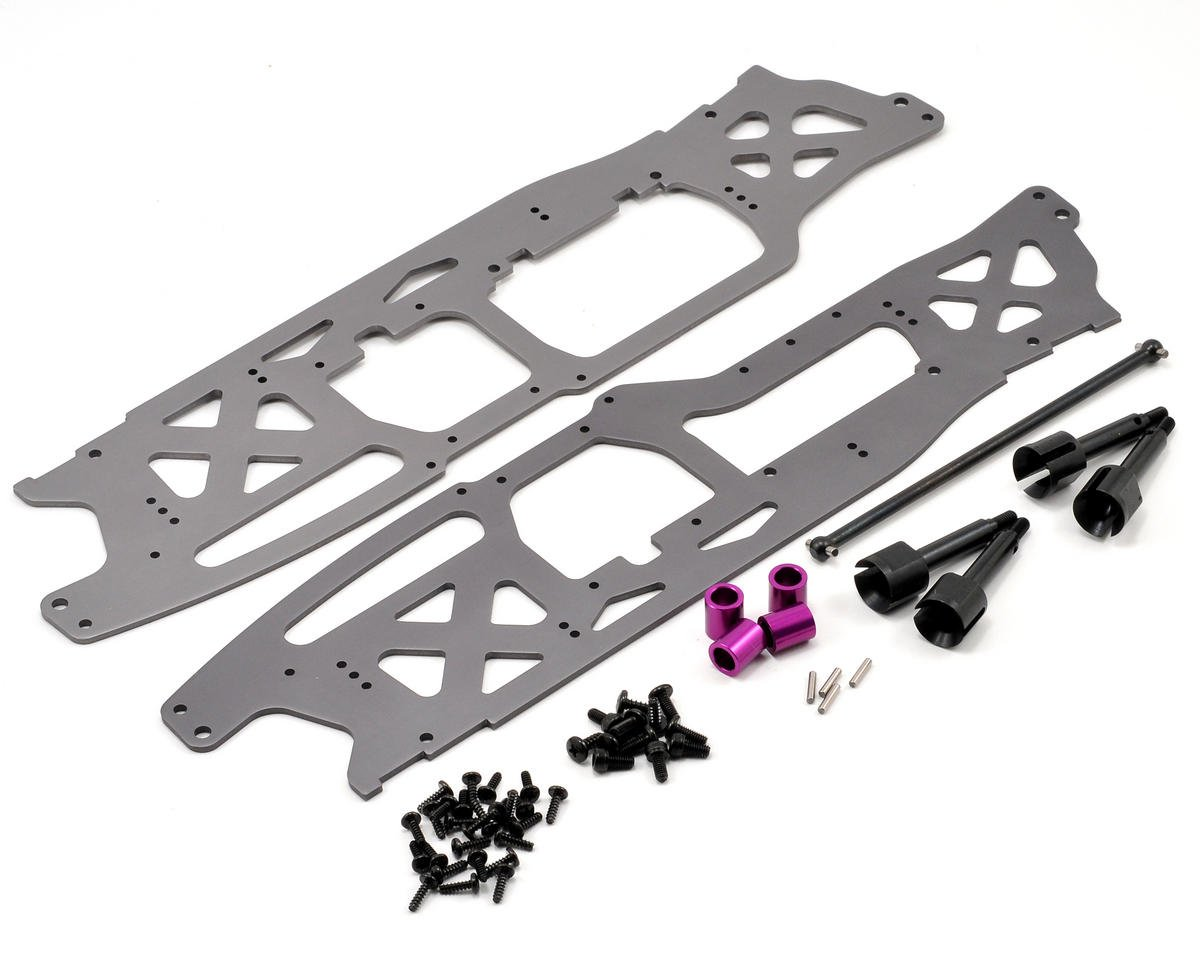 Long Wheelbase Conversion Set (Flux) by HPI