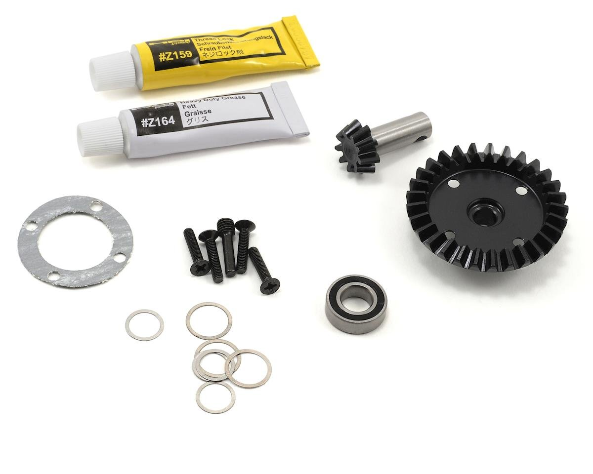 """Bulletproof"" Ring/Pinion Gear Set (29T/9T) by HPI"