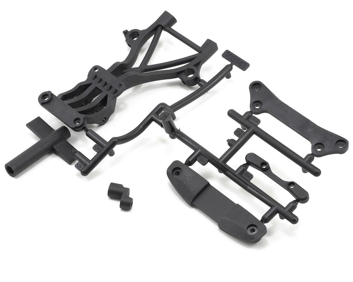 HPI Racing Rear Brace Set