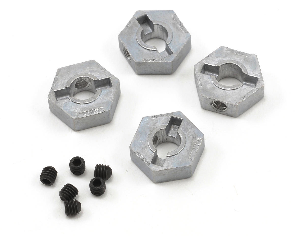 HPI Racing 12mm Locking Hex Wheel Hub (4)