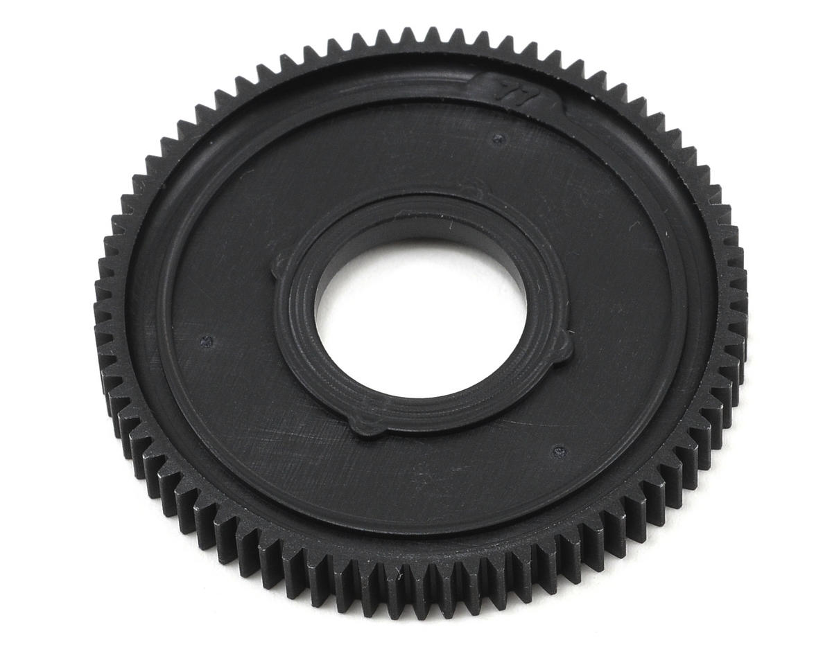 48P Spur Gear (77T) by HPI