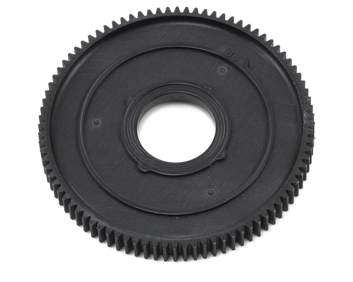 48P Spur Gear (88T) by HPI