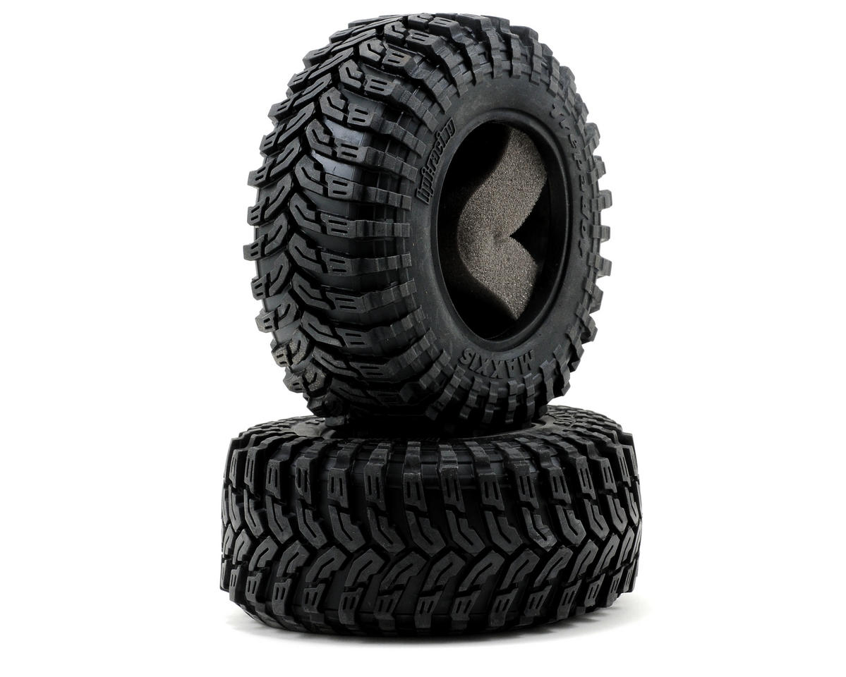 HPI Racing Maxxis Trepador Scale Short Course Tire (2) (S)