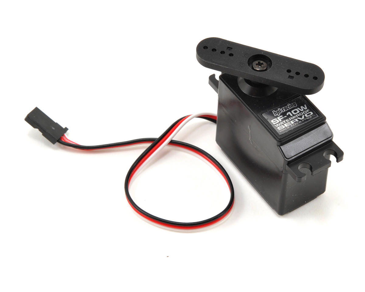 HPI Racing WR8 Flux SF-10W Waterproof Servo