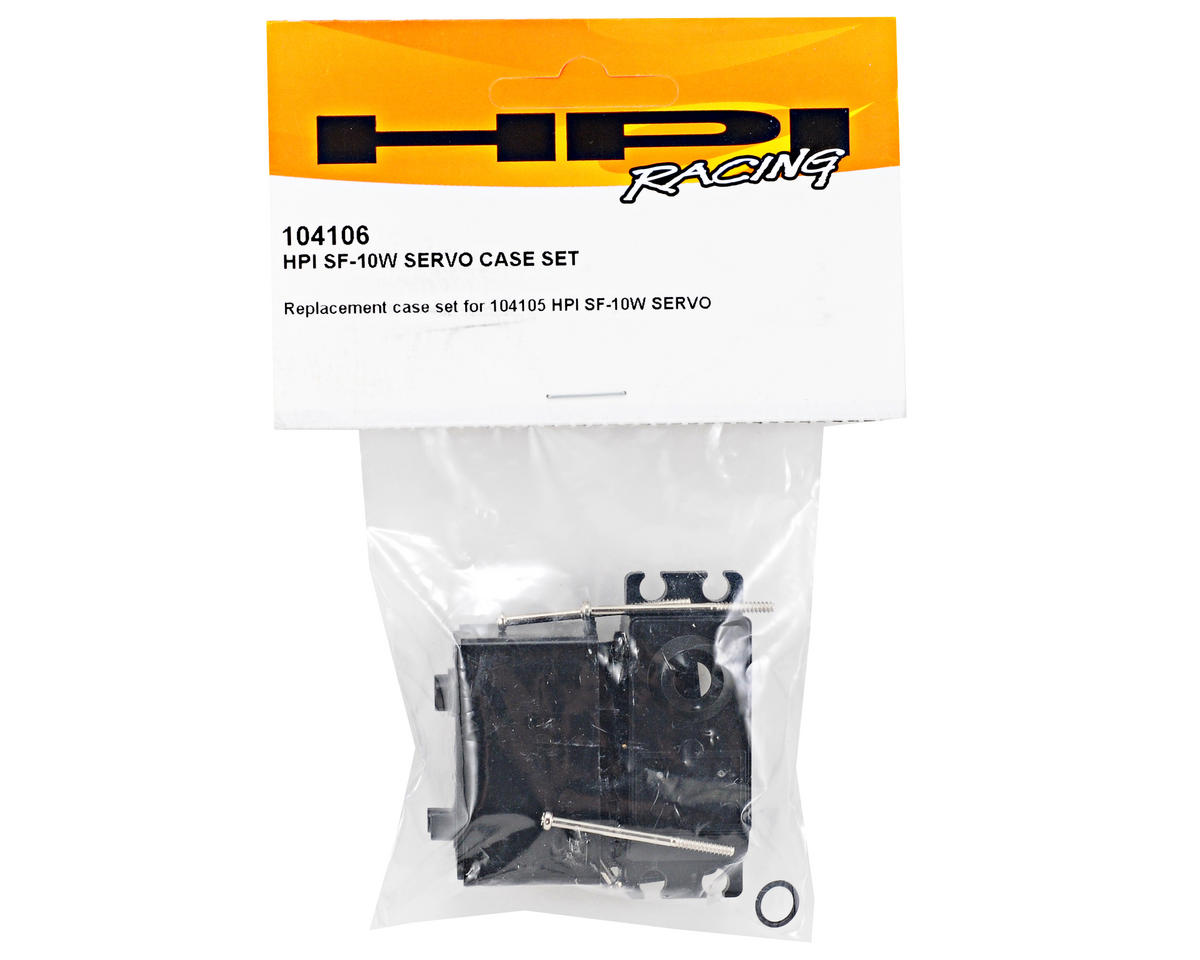 HPI Racing SF-10W Servo Case Set