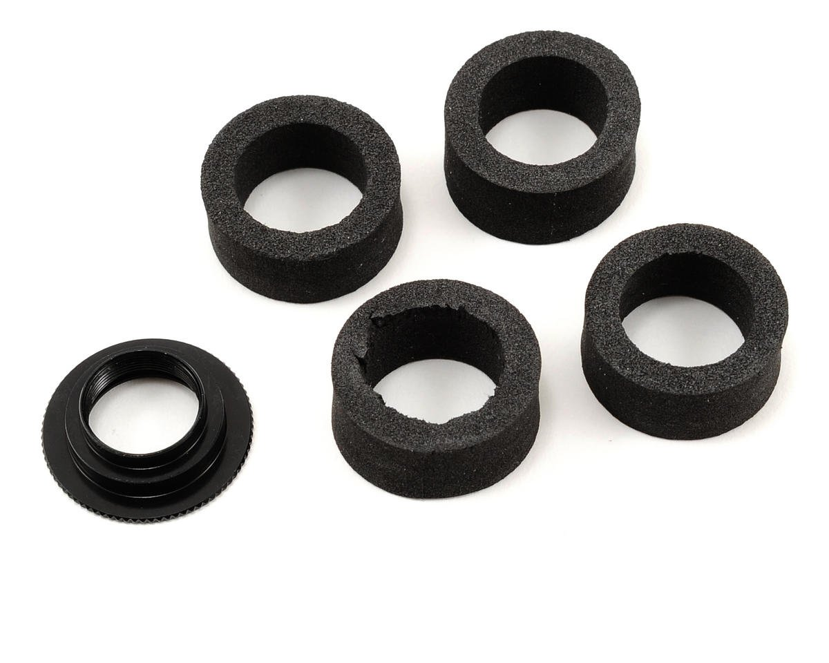 Servo Saver Foam Set w/Adjusting Nut by HPI