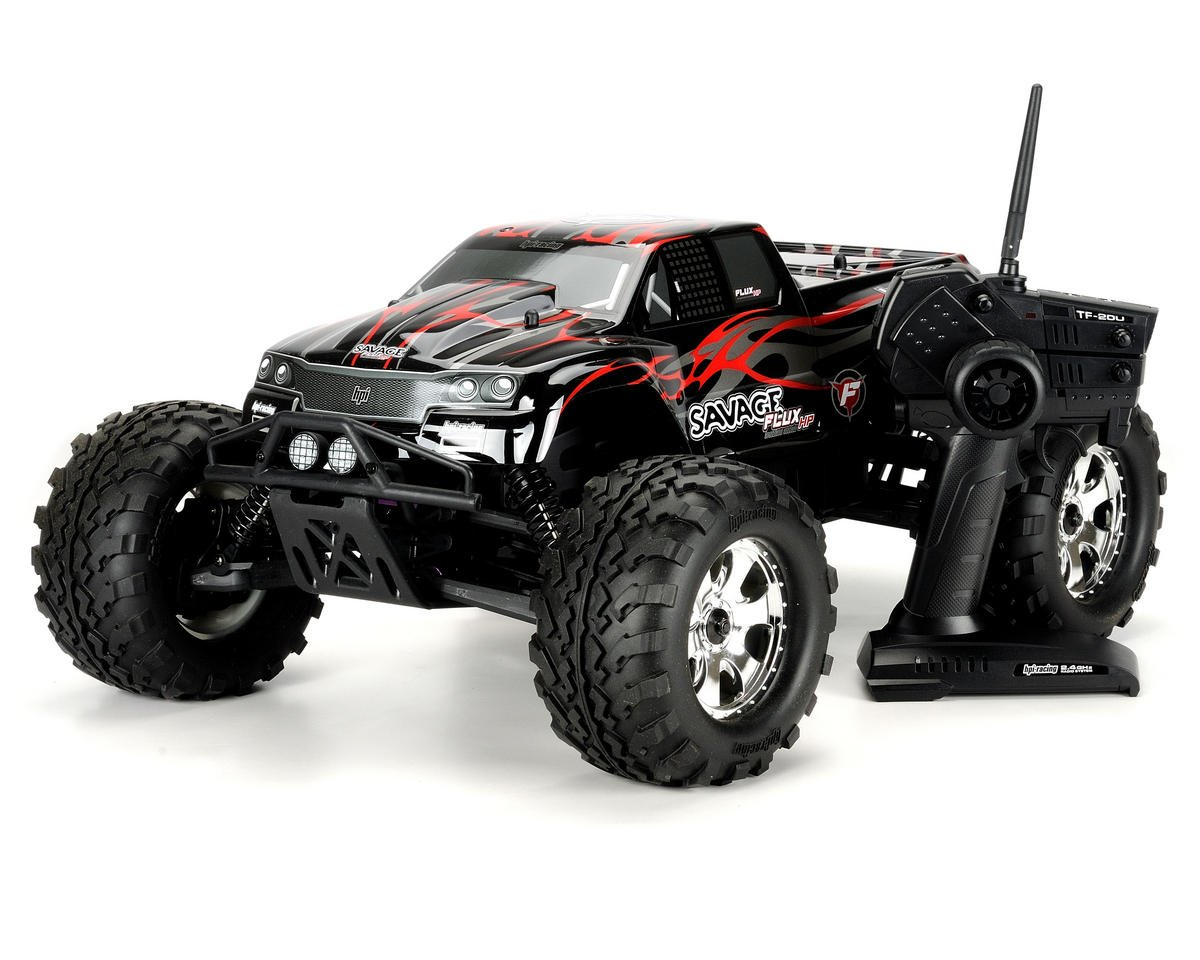 HPI Racing Savage Flux HP 1/8 Scale RTR Monster Truck