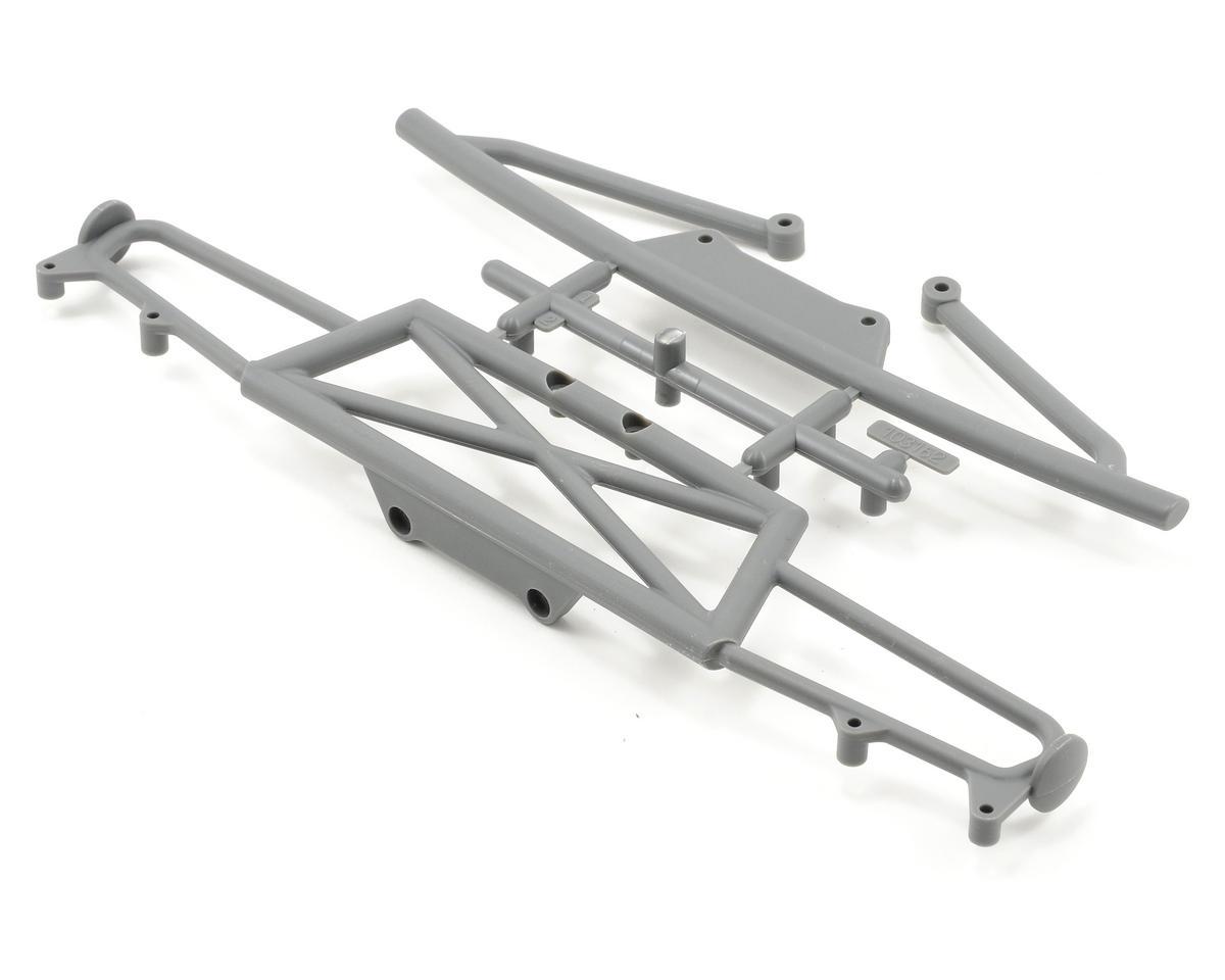 HPI Racing Bumper Set (Gray) (Blitz ESE)