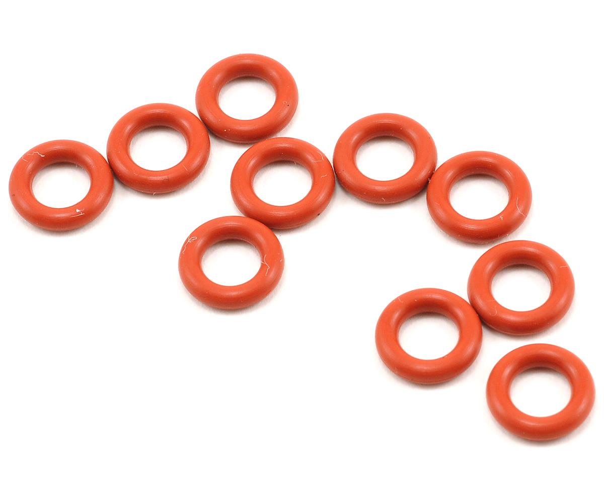 5x9x2mm Silicone O-Ring Set (10) by HPI