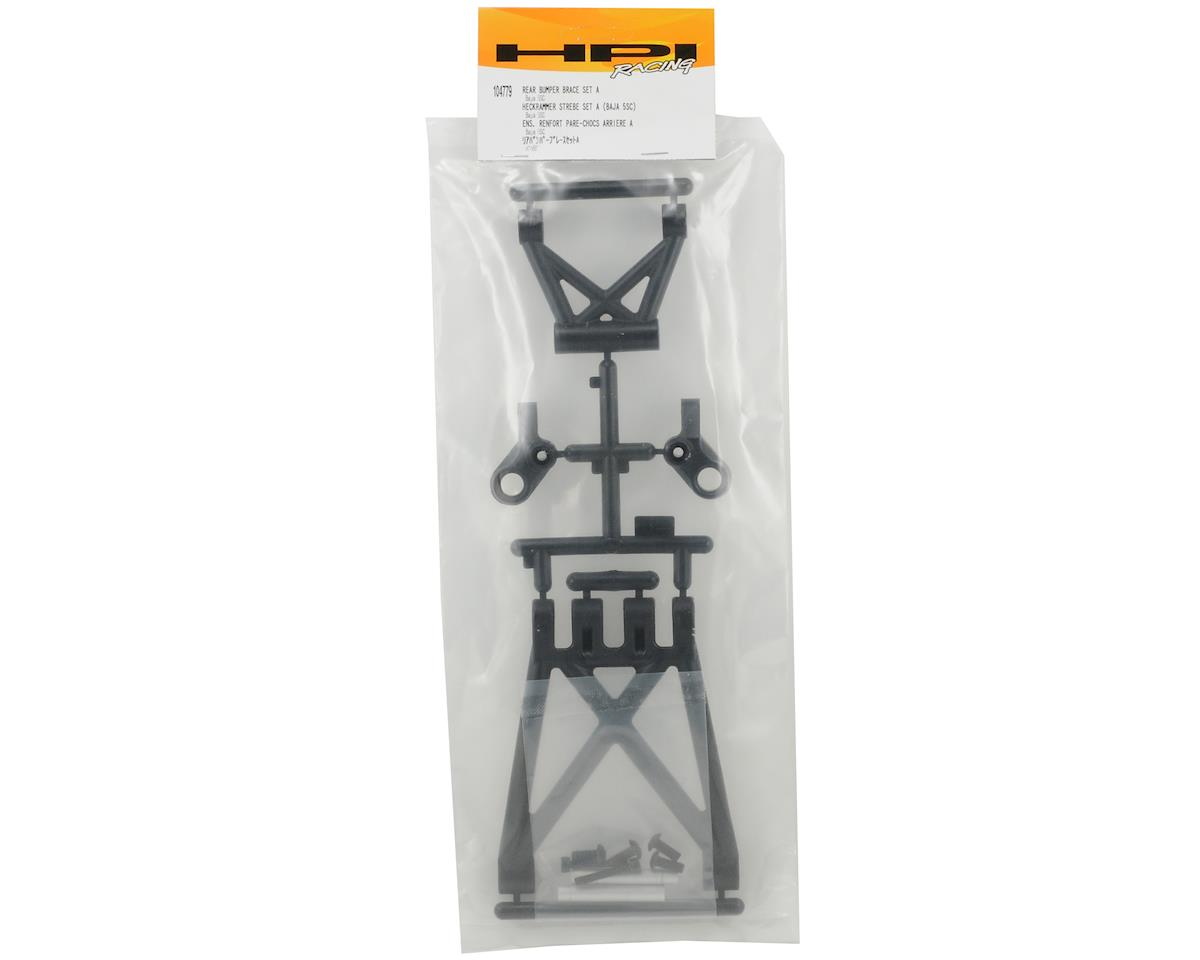 HPI Rear Bumper Brace Set A