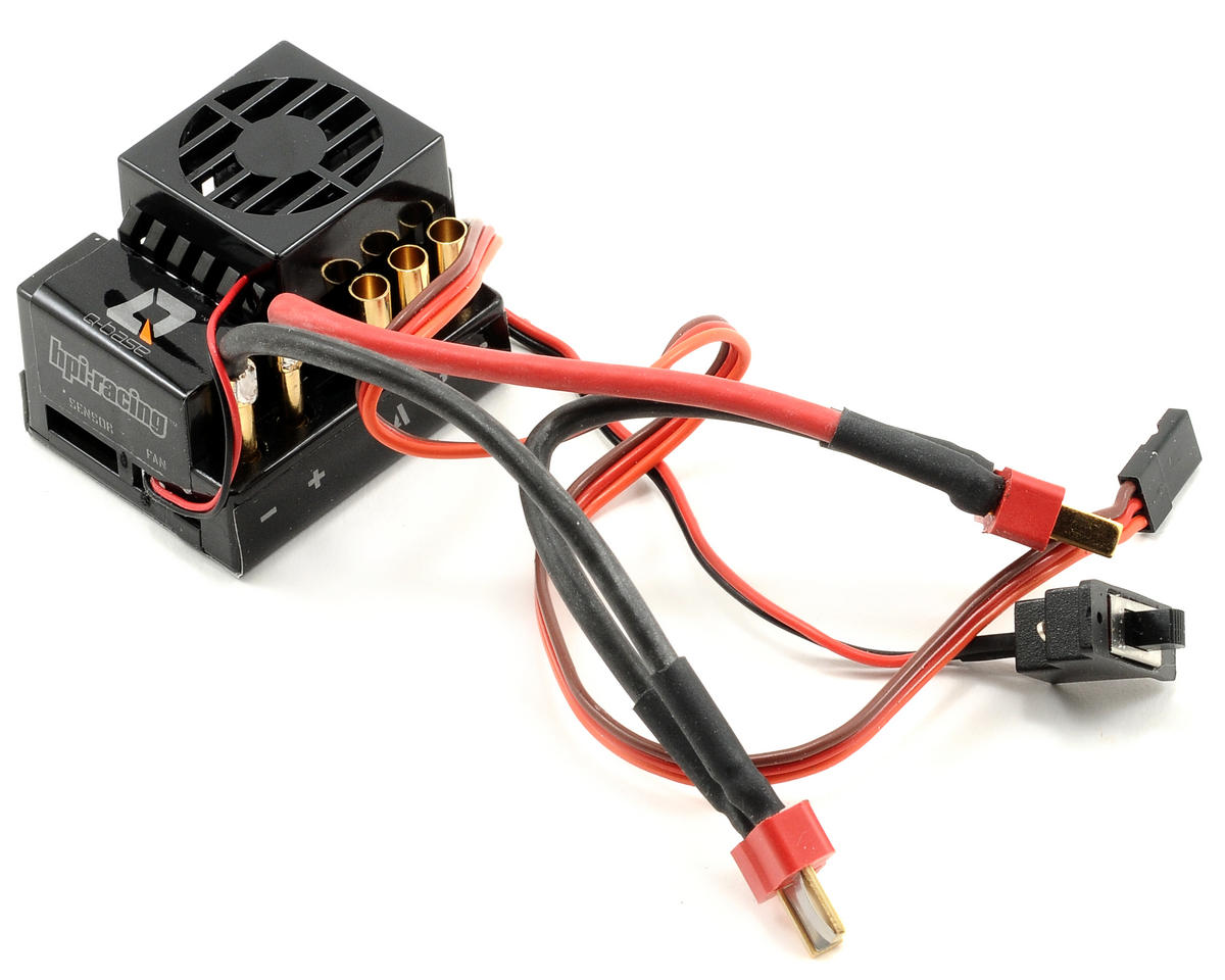 HPI Racing Flux Q-Base Brushless ESC