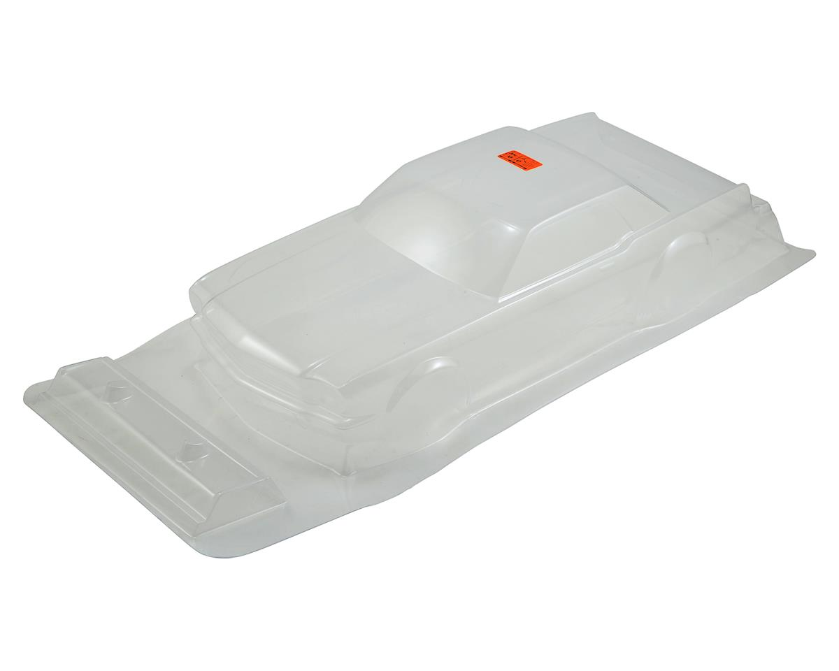 1966 Ford Mustang GT Coupe 1/10 Body (Clear) (200mm) by HPI