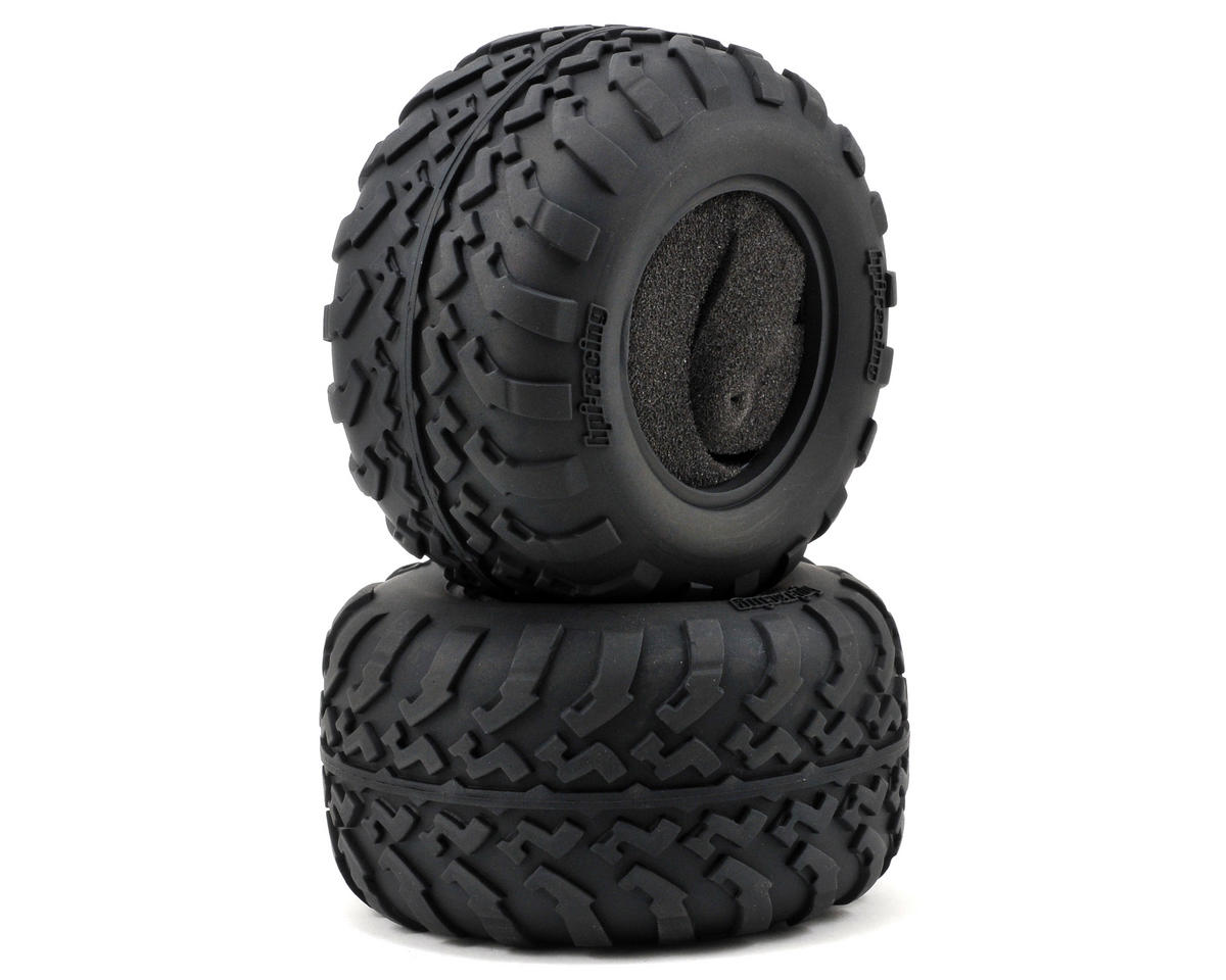 "HPI Racing 2.2"" GT2 Truck  Tire Set (2)"