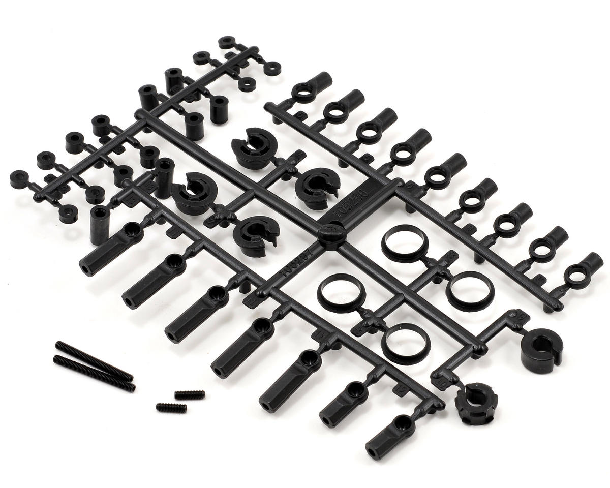 HPI Racing Plastic Shock Parts Set