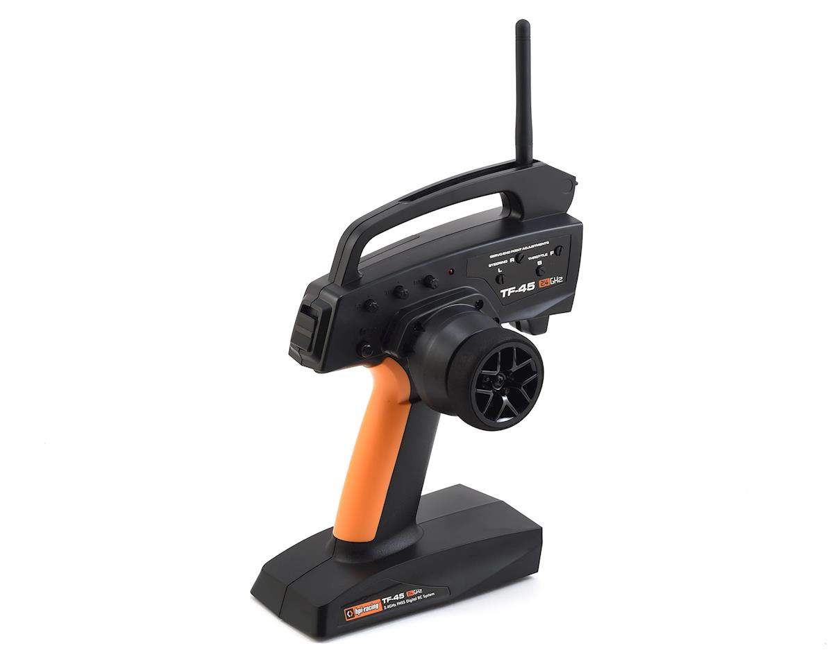 HPI TF-45 2.4GHz 3 Channel Transmitter