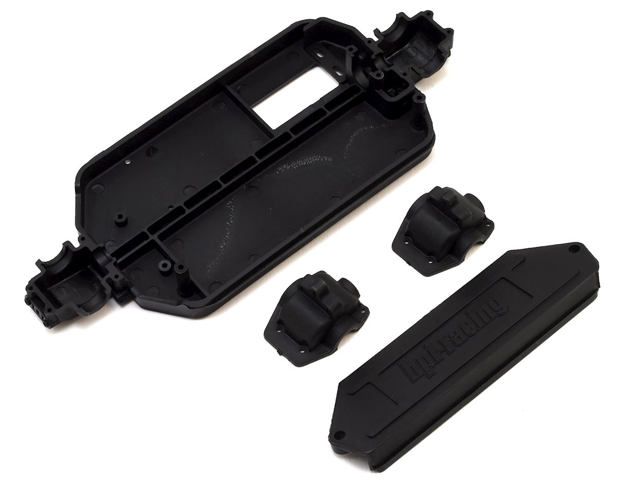 HPI Mini Recon Chassis & Gearbox Cover Set