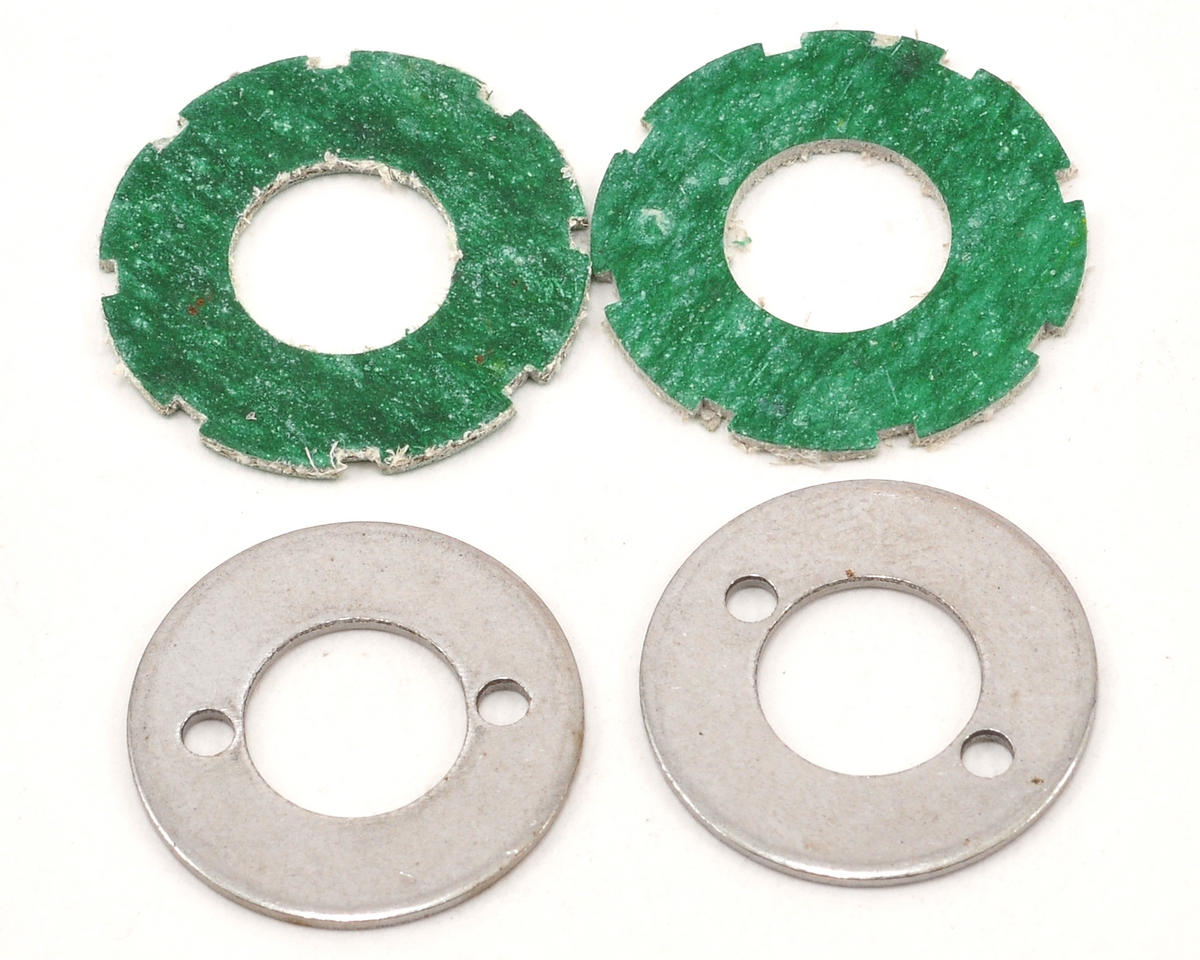 HPI Racing Savage XS Flux Slipper Clutch Plate & Pad Set