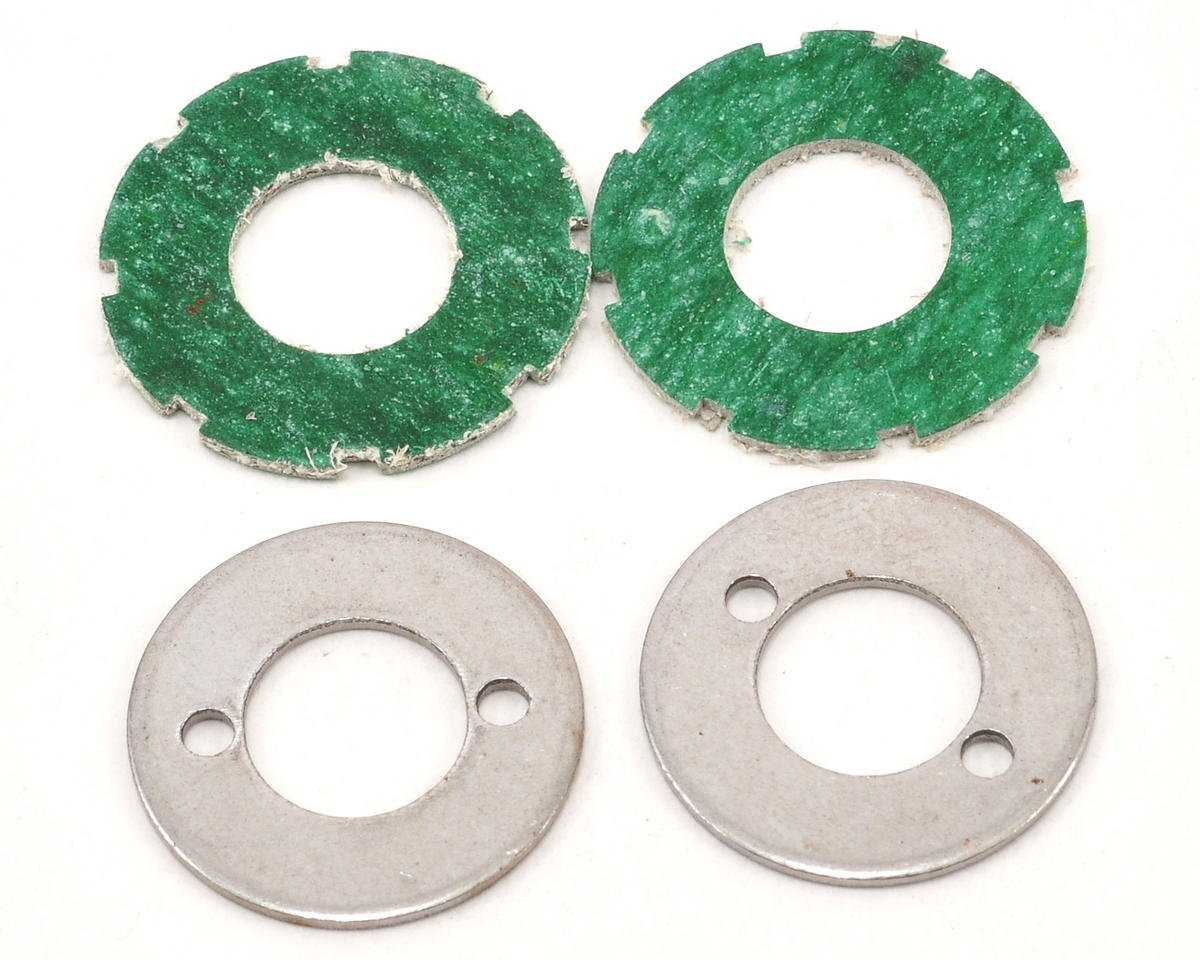 HPI Venture Slipper Clutch Plate & Pad Set