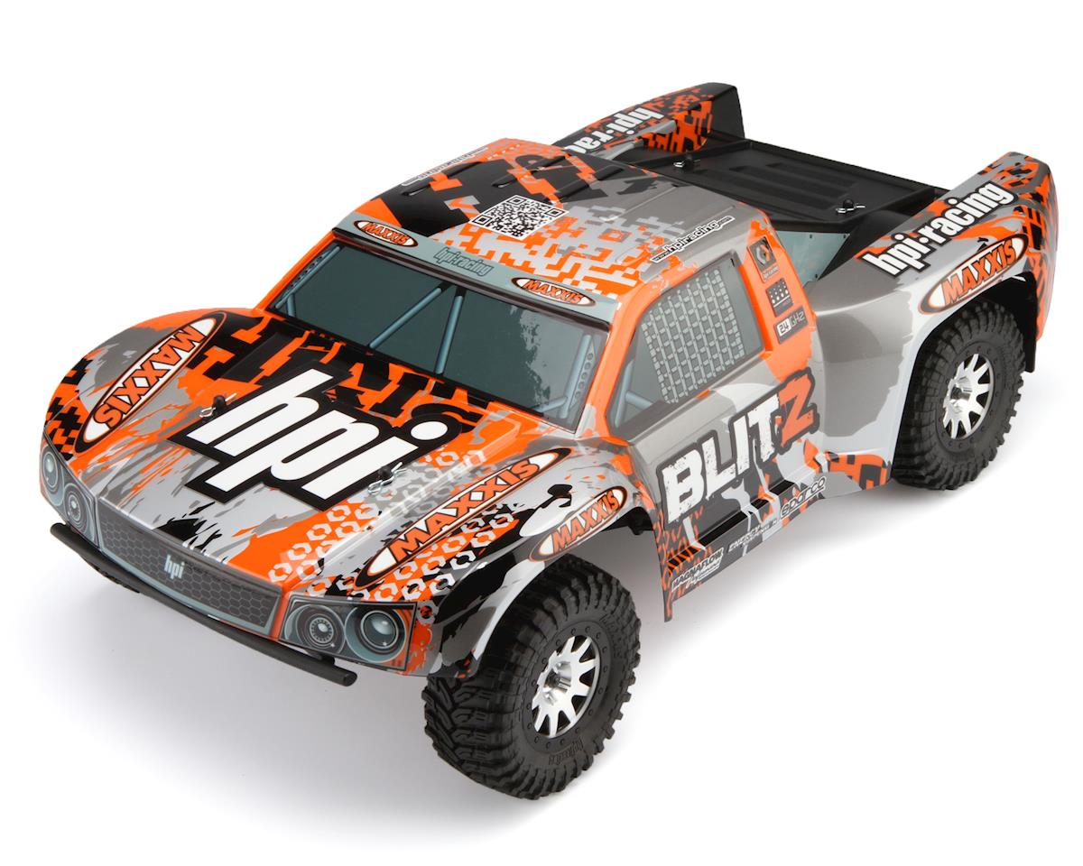 Blitz 1/10 Scale RTR Electric 2WD Short-Course Truck w/2.4GHz by HPI