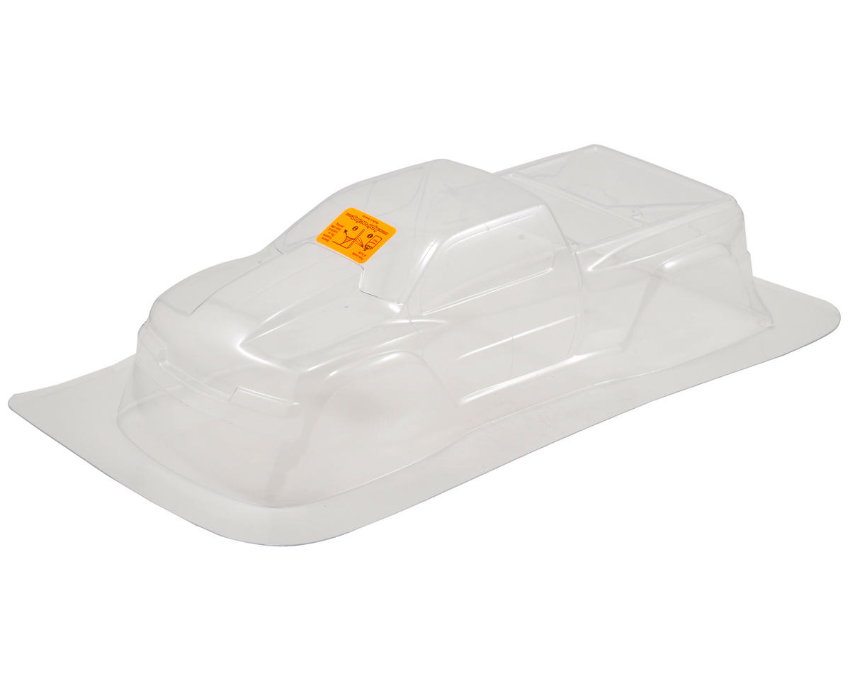 GT-2XS Truck Body (Clear) by HPI